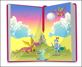 Children's Illustrated Books Are Possible With Print-On-Demand