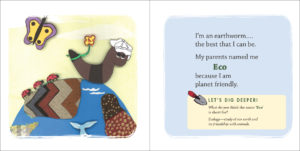 Paper-pieced illustrations in Linda Oberlin's Eco in the Garden. Available on Amazon.