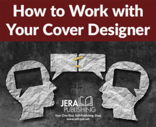 How to Work with Your Cover Designer