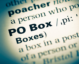 Why Authors Need to Get a PO Box (Author Toolbox Blog Hop)