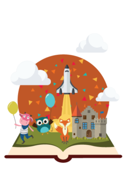 Children's Illustrated Book Package